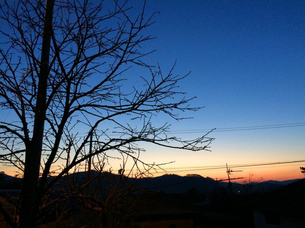 Sky No.4