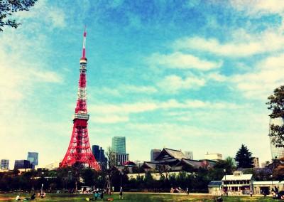 Tokyo Tower No.1