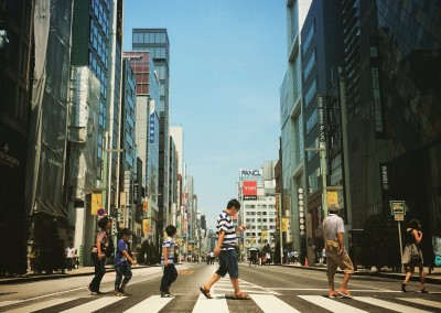 Ginza Road